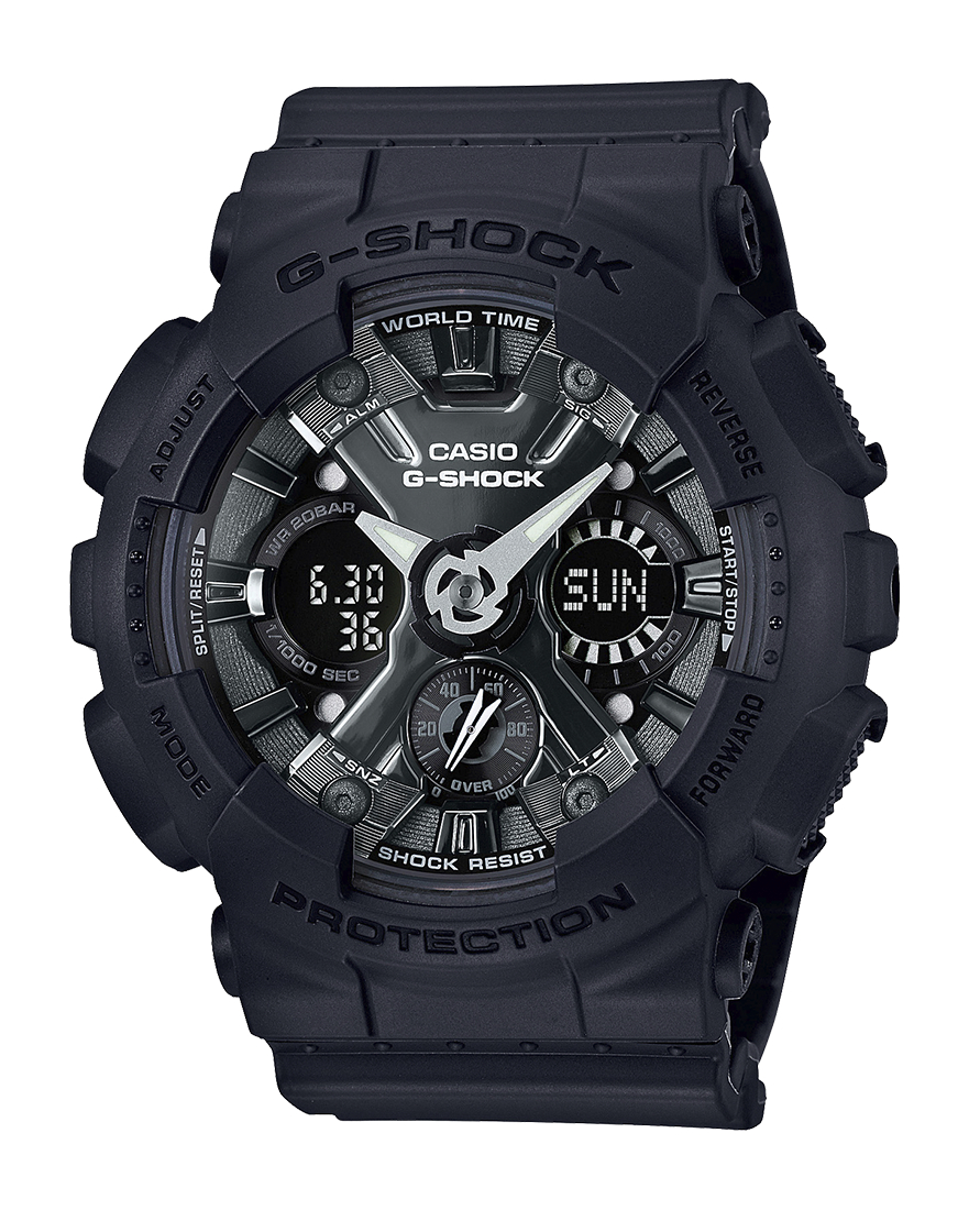 Casio G-SHOCK Ref GMA-S120MF-1A