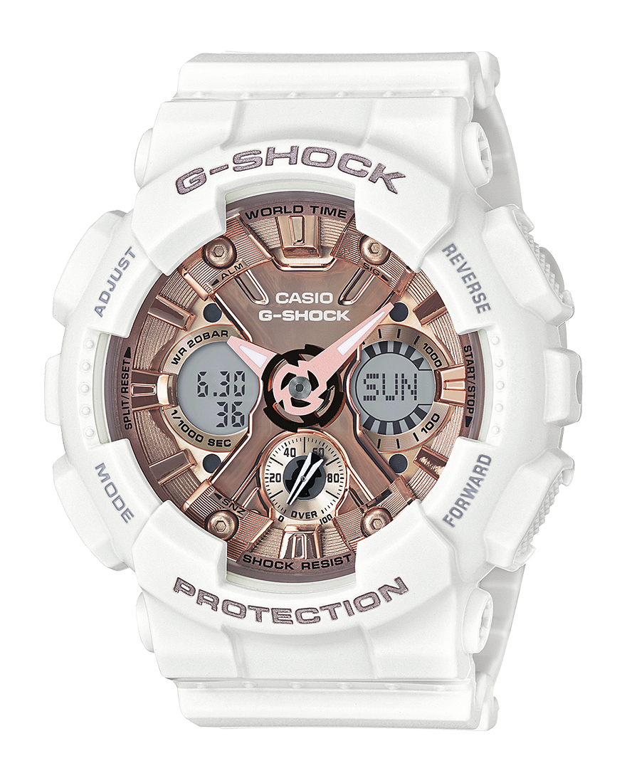Casio G-SHOCK Ref GMA-S120MF-7A2