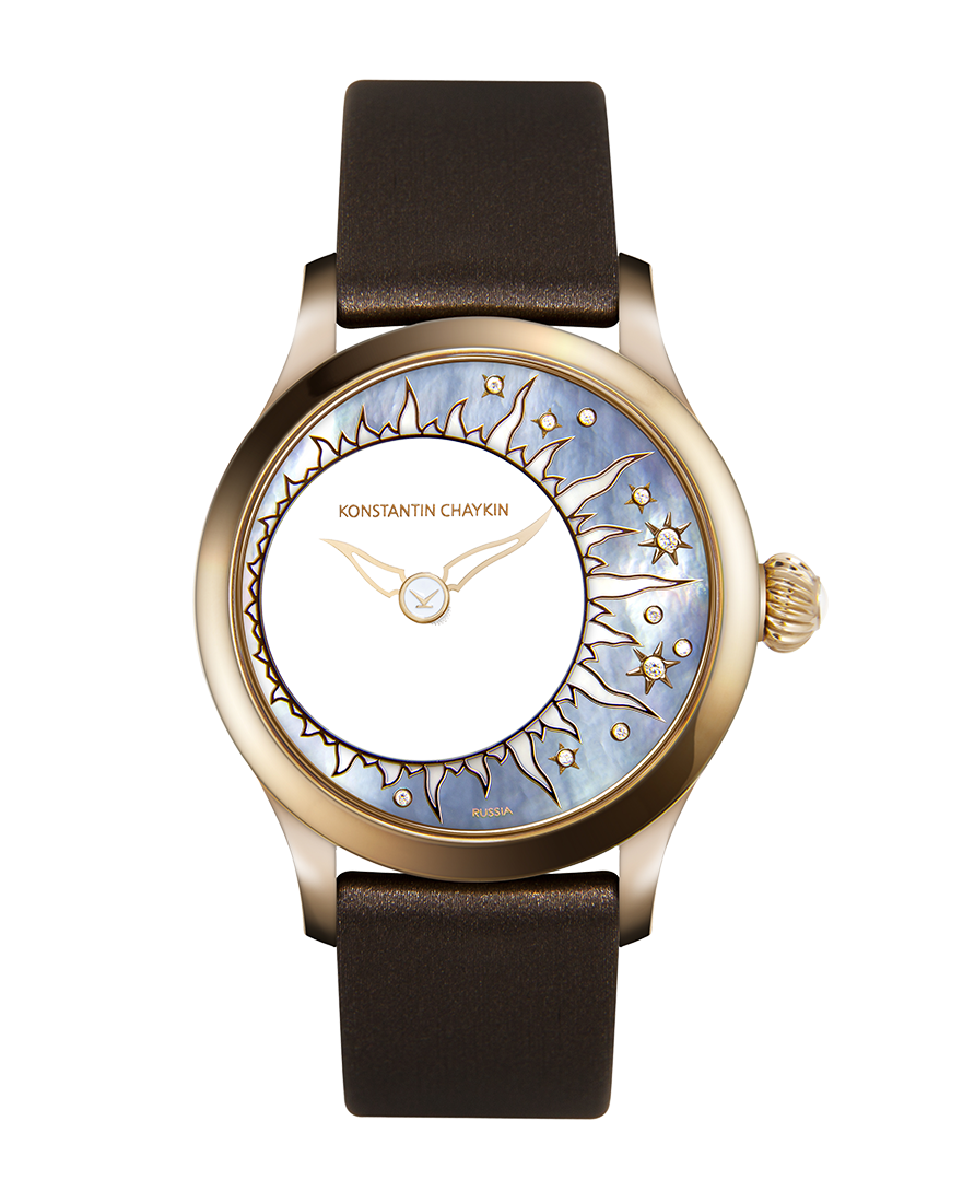 Konstantin Chaykin Levitas Mother of Pearl