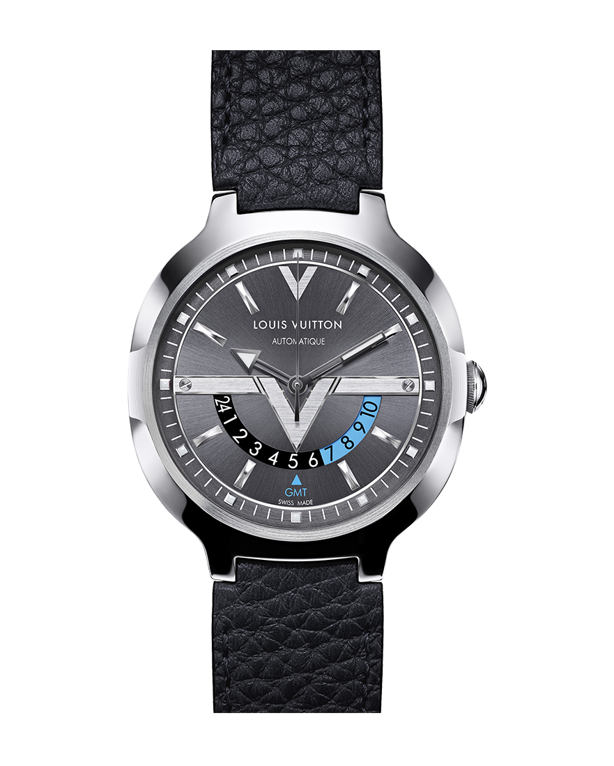 Louis Vuitton Voyager GMT Ref Q7D300