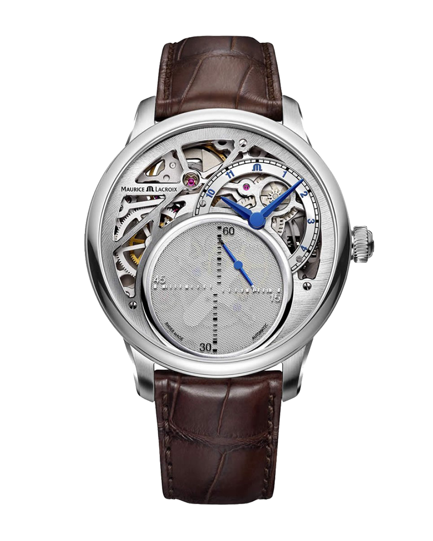 Maurice Lacroix Masterpiece Mystery Second Revelation Ref MP6558-SS001-096-1