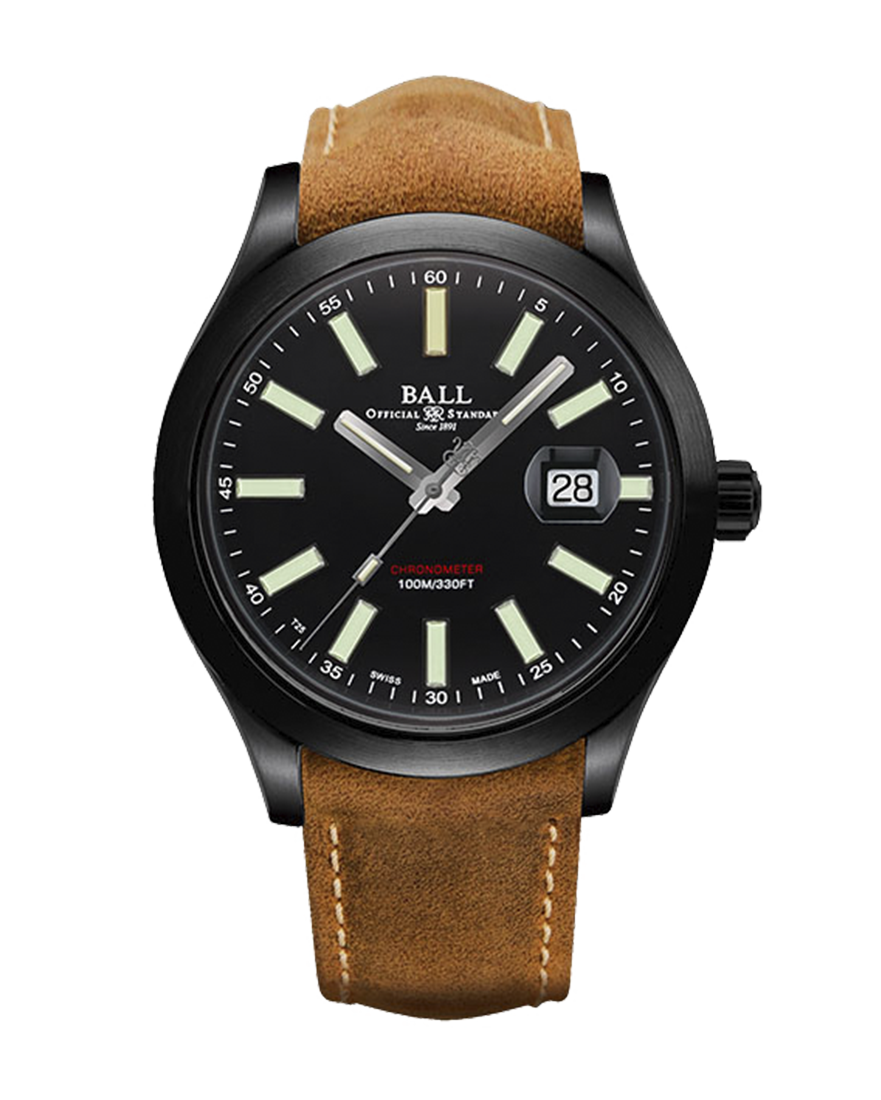 Ball Engineer II Green Berets Ref NM2028C-L4CJ-BK