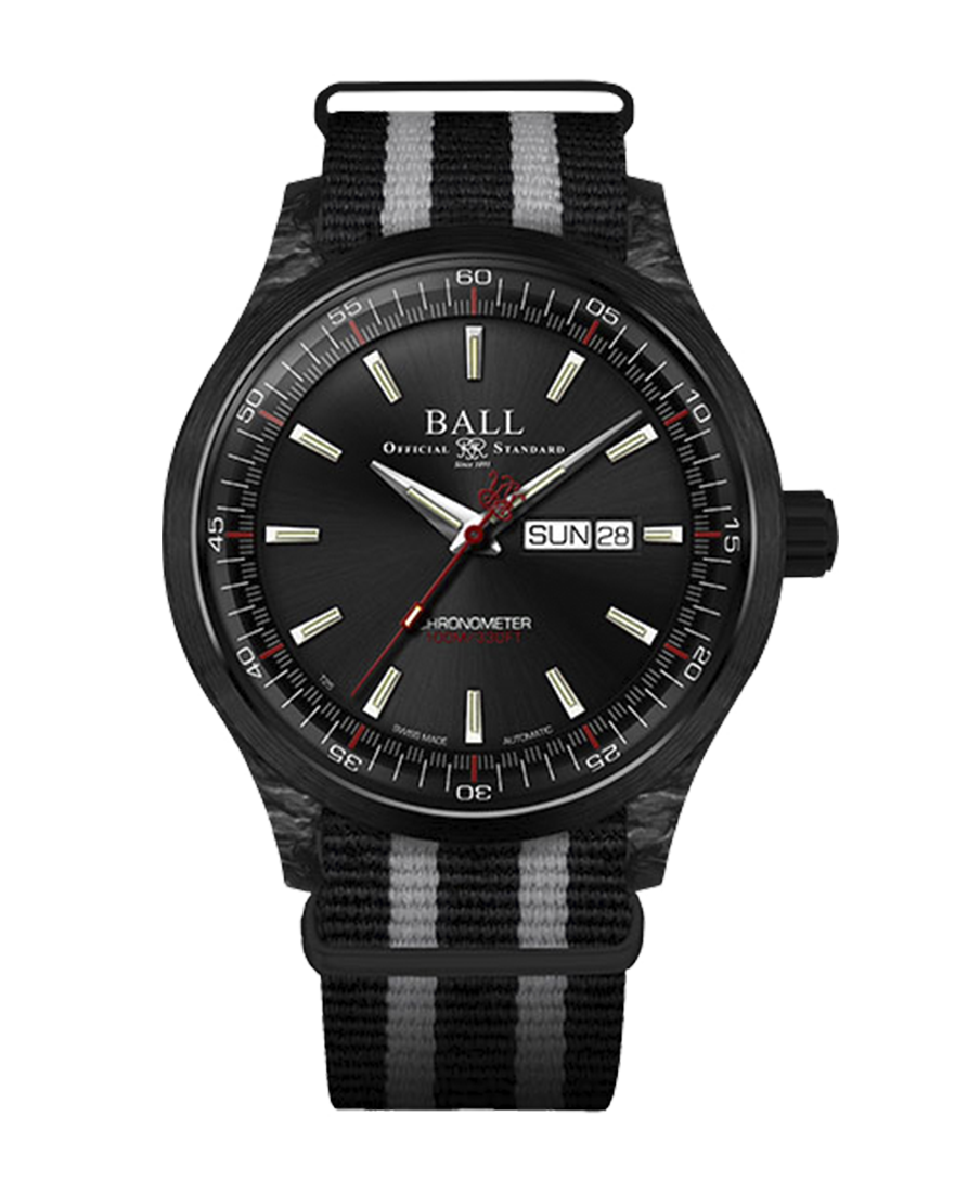 Ball Engineer II Volcano Ref NM3060C-PCJ-GY