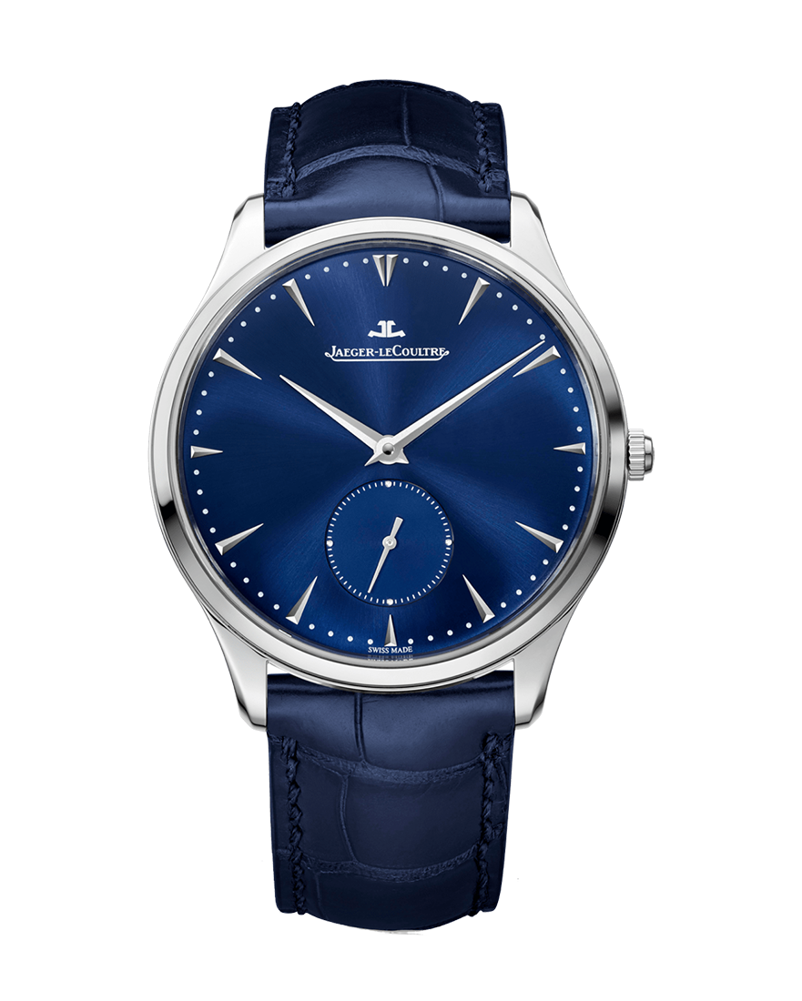 Jaeger-LeCoultre Master Ultra Thin Small Second Ref Q1358480