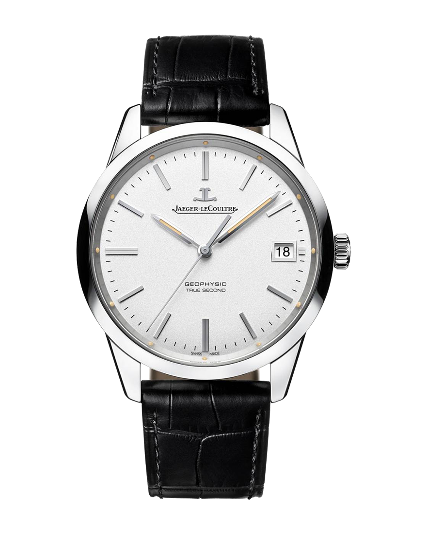 Jaeger-LeCoultre Geophysic True Second Steel Ref Q8018420