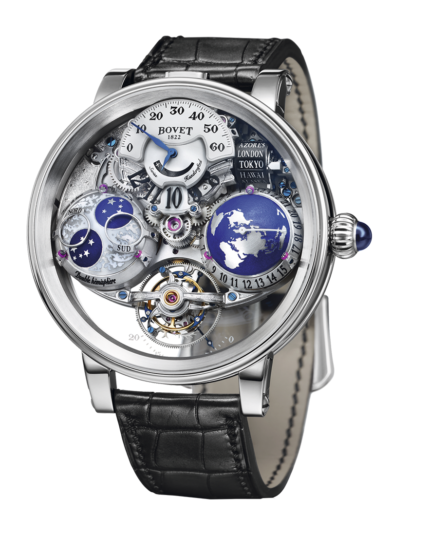 Bovet Récital 18 The Shooting Star