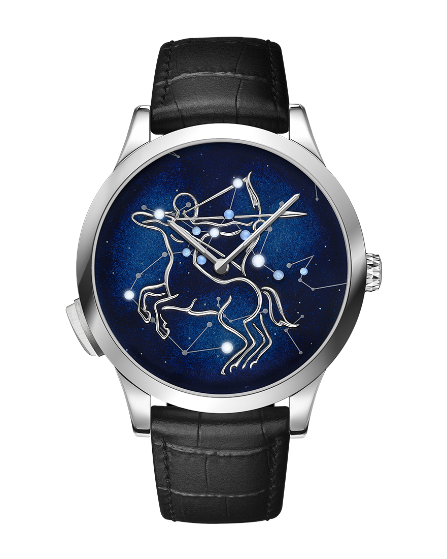 Van Cleef & Arpels Midnight Zodiac Lumineux Poetic Complications Ref VCARO8TG00