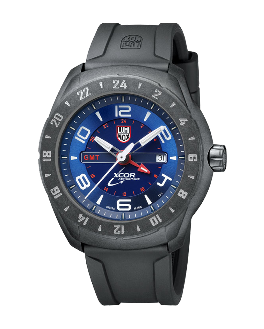 Luminox Xcor Aerospace Carbon Compound GMT 5023