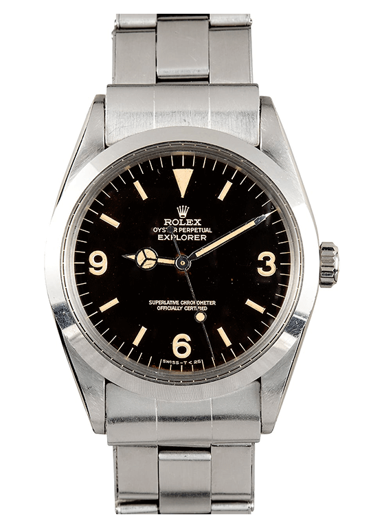 Rolex Explorer 1016. Изображение: bobswatches.com