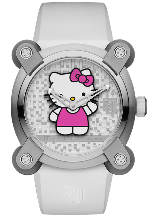 Romain Jerome Hello Kitty
