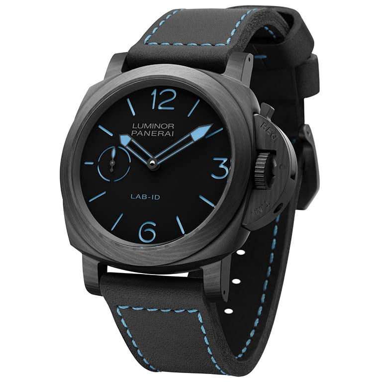 Officine Panerai Lab-ID Luminor 1950 Carbotech 3 Days. Изображение: пресс-служба Officine Panerai