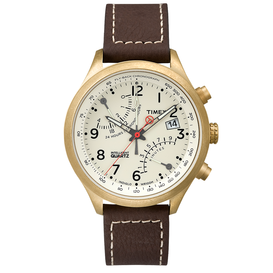 Timex Fly-back Chronograph with Intelligent Quartz Technology watch