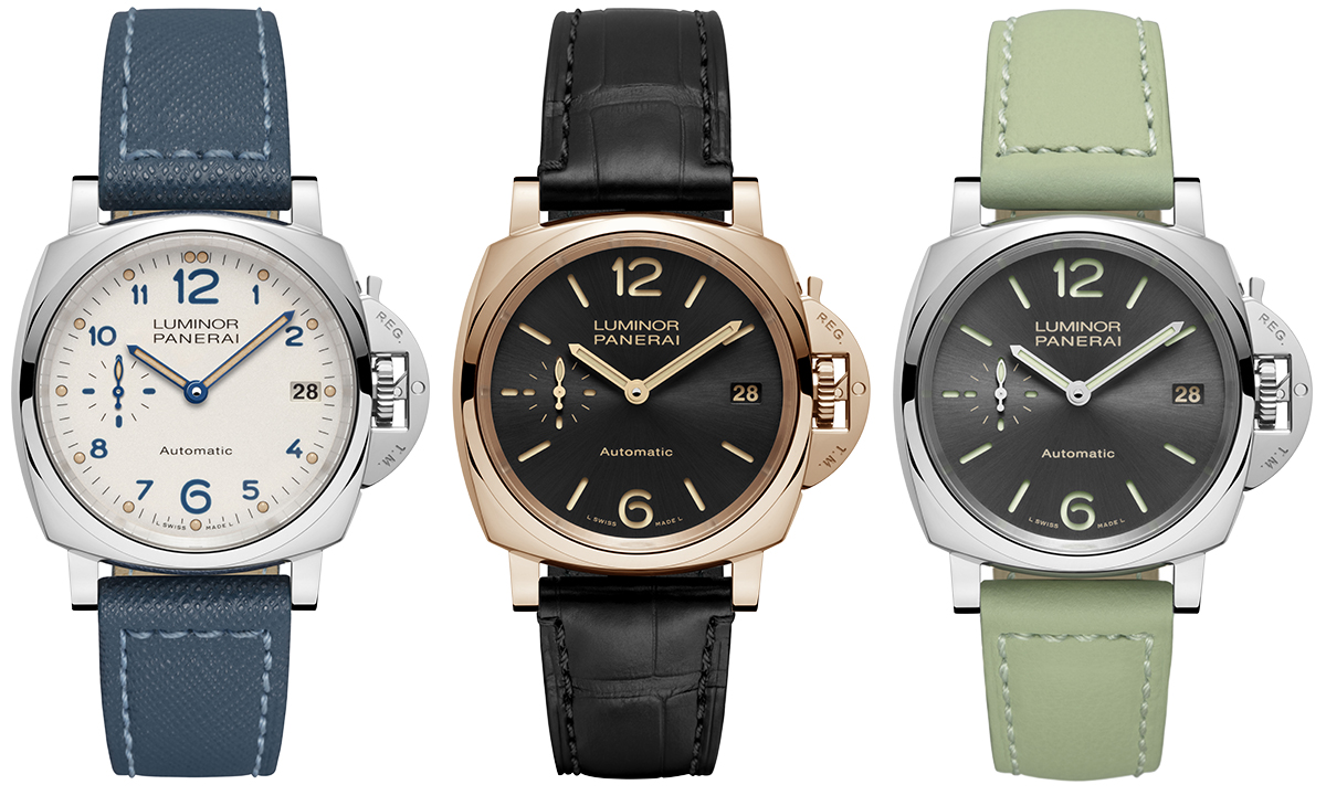 Panerai Luminor Due 3 Days Automatic 38 мм