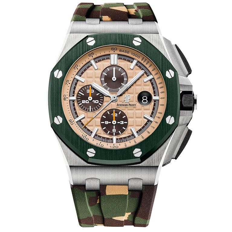 Audemars Piguet Royal Oak Offshore Selfwinding Chronograph 44