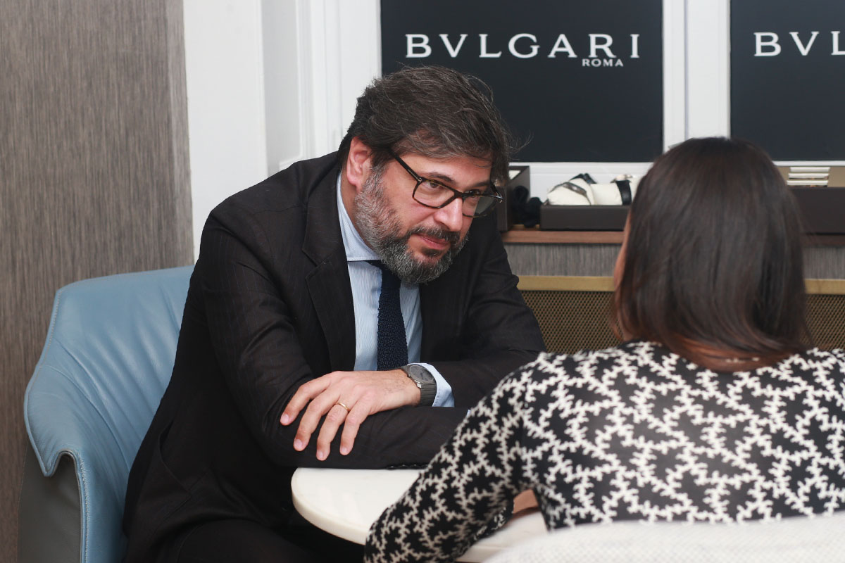 Guido Terreni - Bulgari - BVLGARI