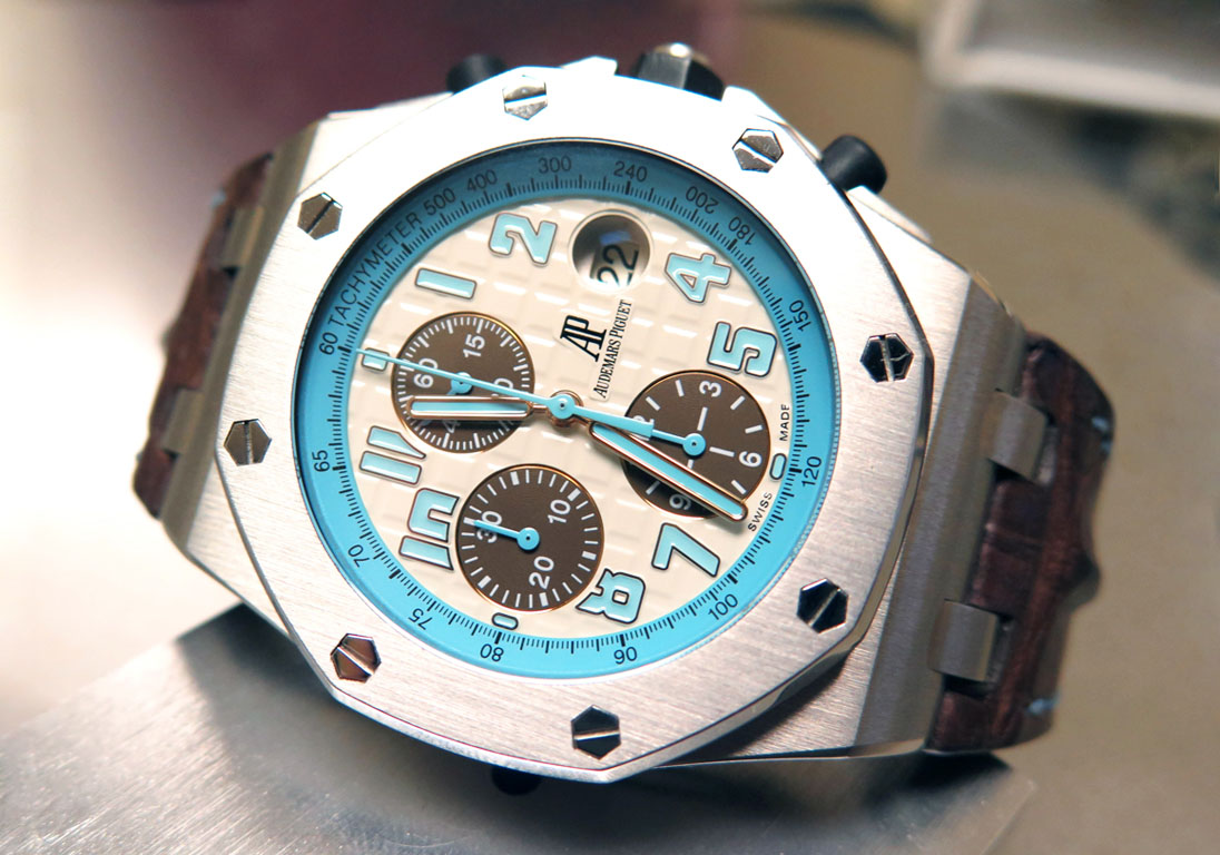 Aduemars Piguet Royal Oak Montauk Highway Ref.26187ST
