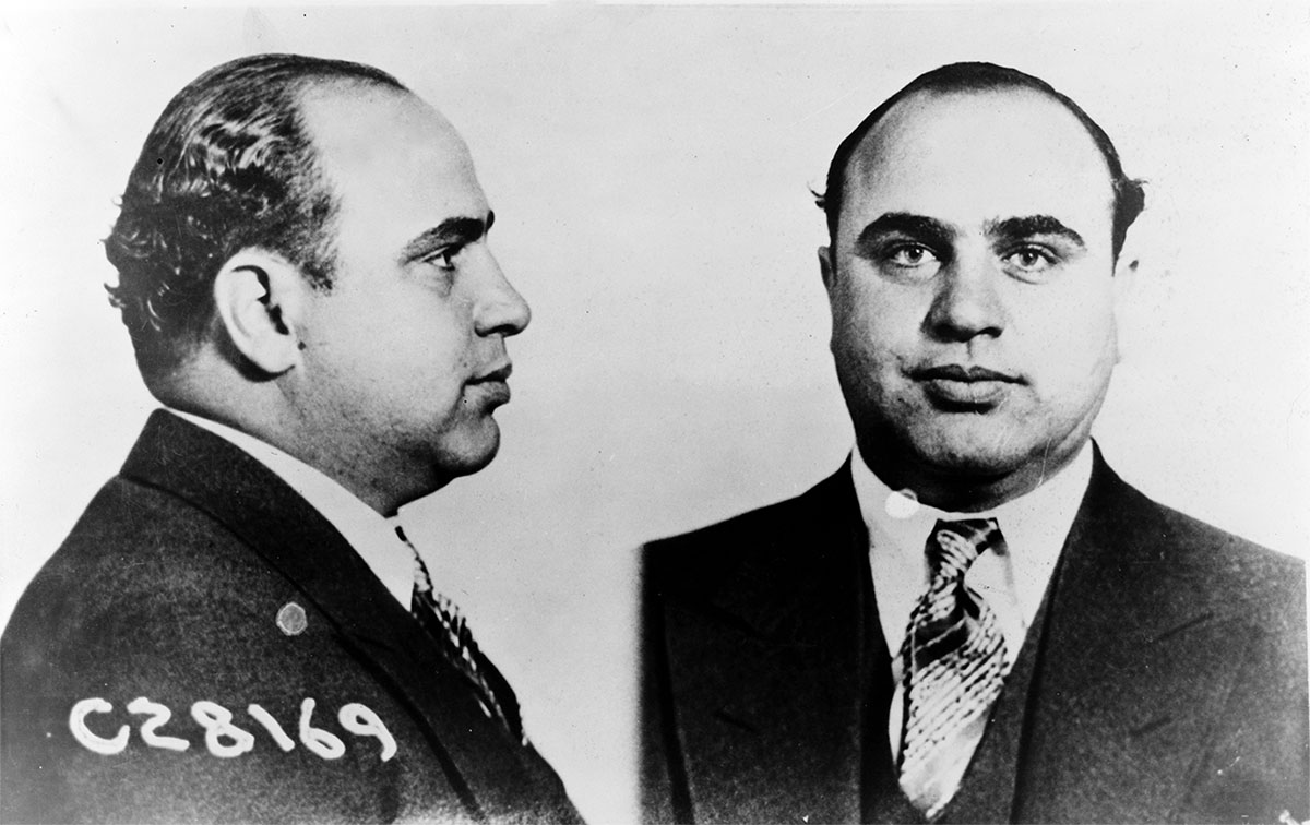al capone rags to riches Al capone and the 1933 world's fair : as well as the construction of the 1933 world's fair and the rags to riches story of who beat al capone at his own.