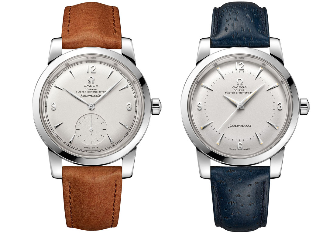 Omega Seamaster 1948 Limited Edition