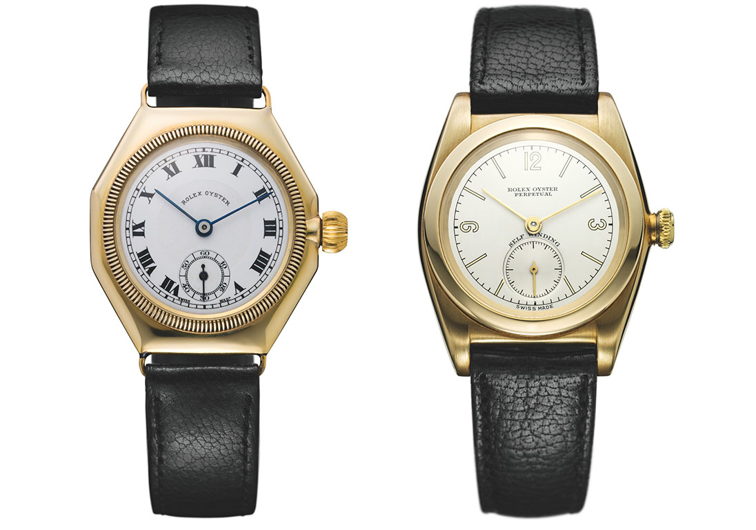 Rolex Oyster (1926), Rolex Oyster Perpetual Self Winding (1931)