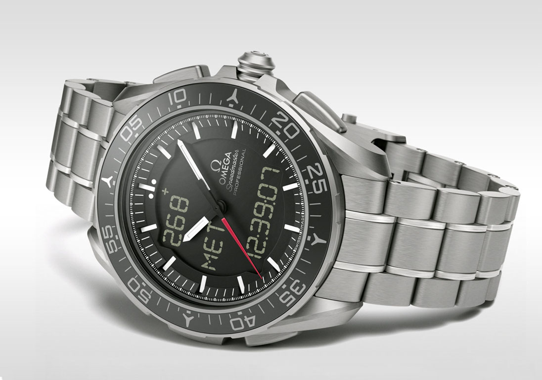Speedmaster SKYWALKER X-33 Chronograph 45 mm Ref. 318.90.45.79.01.001
