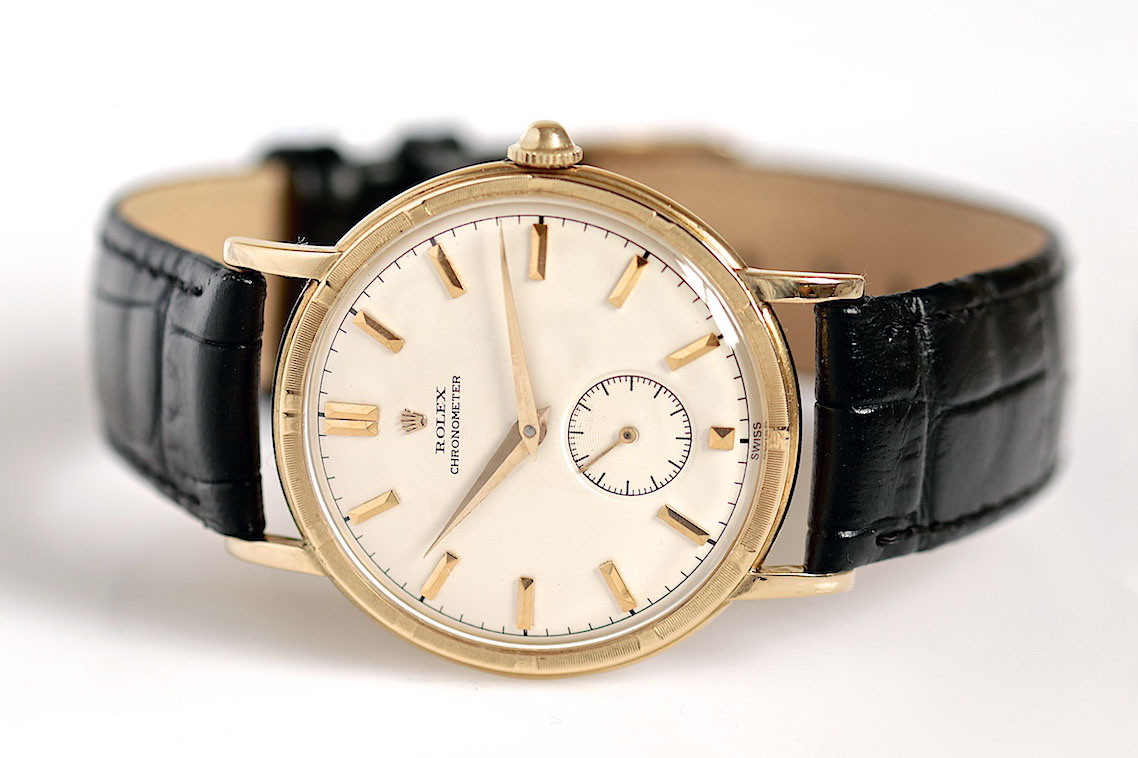 Rolex Precision Chronometer