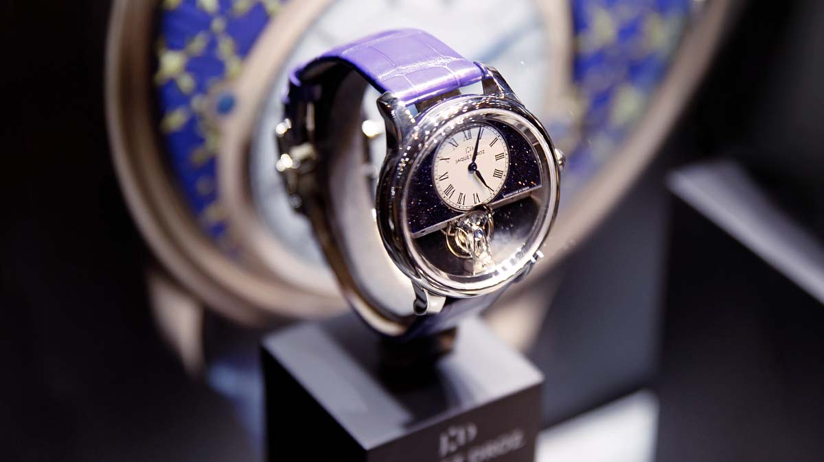 Jaquet Droz 280 years