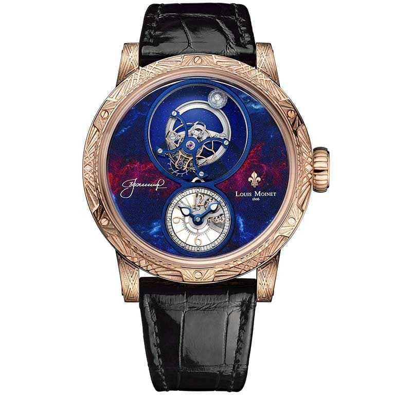 Louis Moinet SpaceWalker