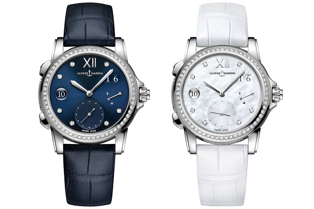 Ulysse Nardin Classic Lady Dual Time