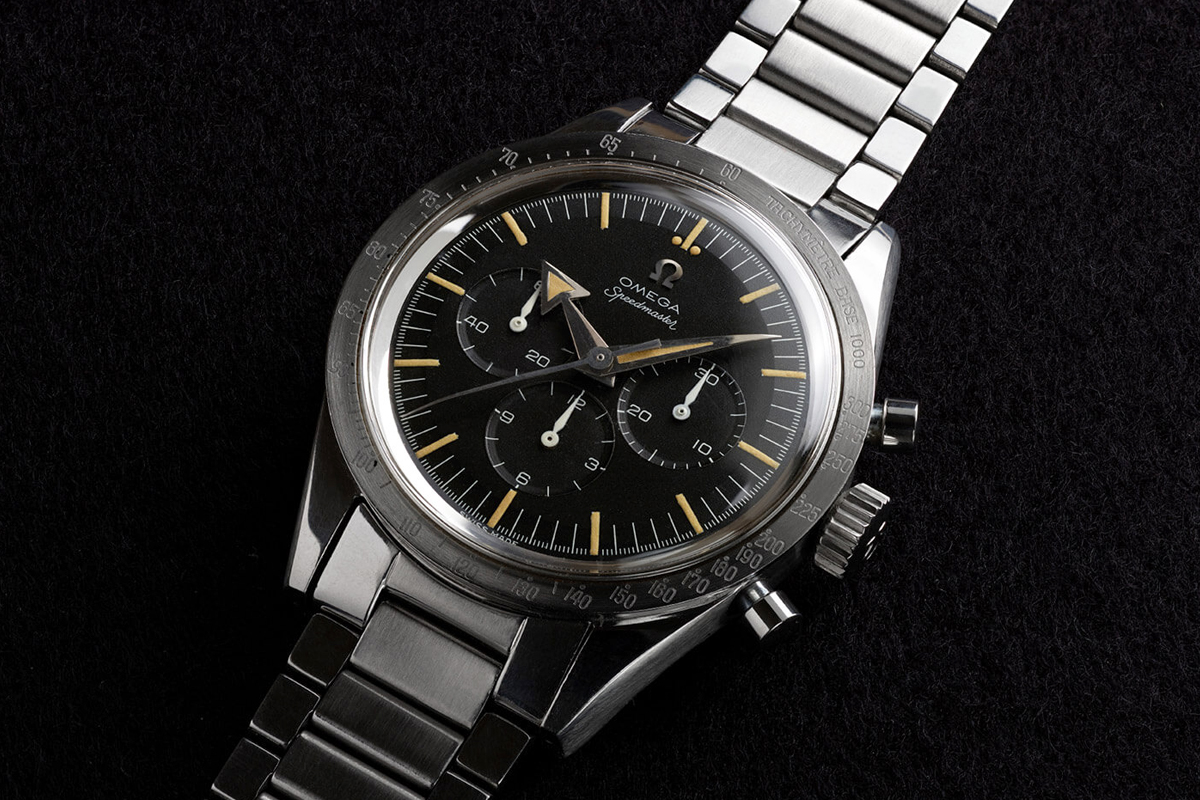 Omega Broad Arrow CK2915 (1957)
