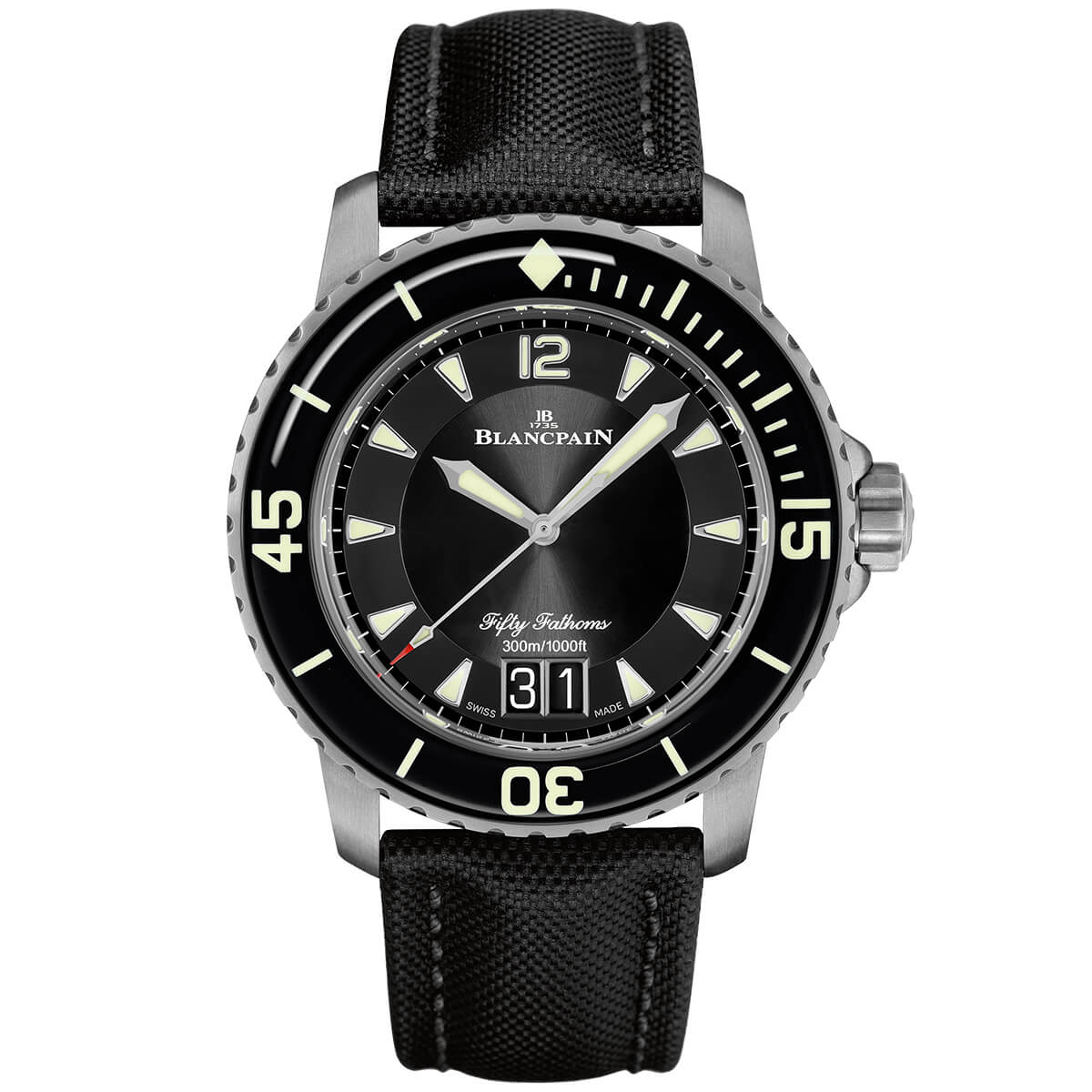 Blancpain The Fifty Fathoms Grande Date