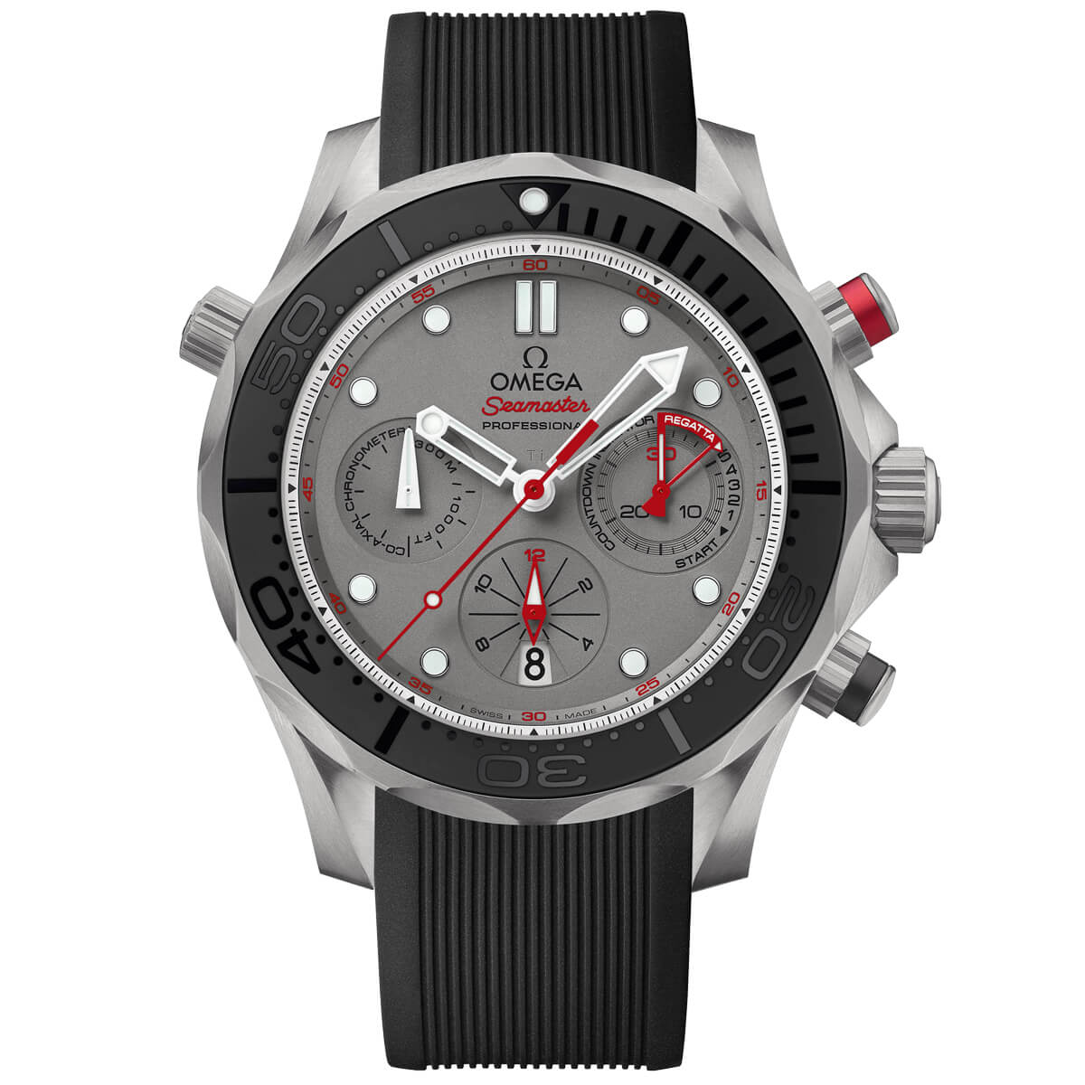 Omega Seamaster Diver 300M Co-Axial Chronograph ETNZ (Emirates Team New Zealand)