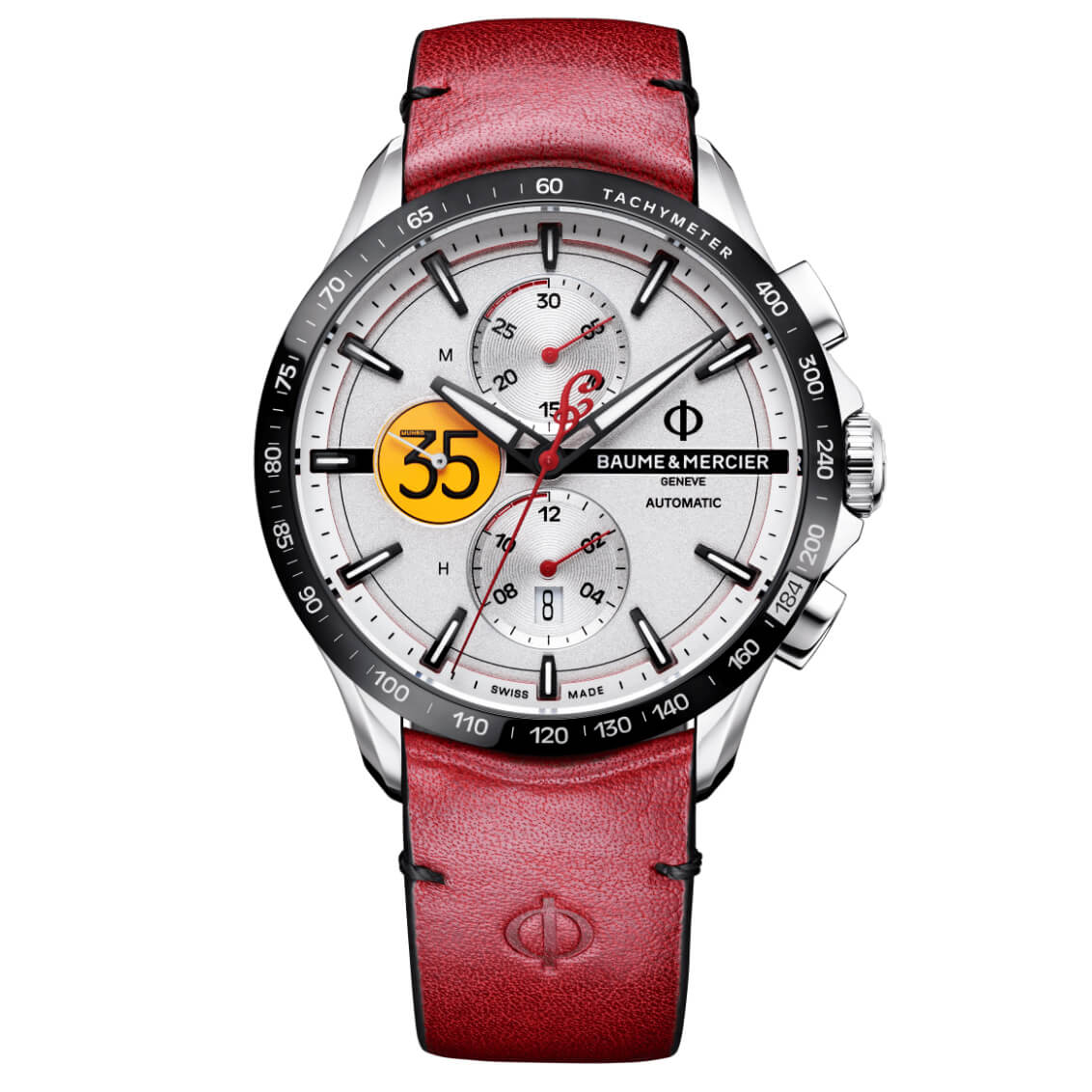 Baume & Mercier Clifton Club Burt Munro Tribute 7