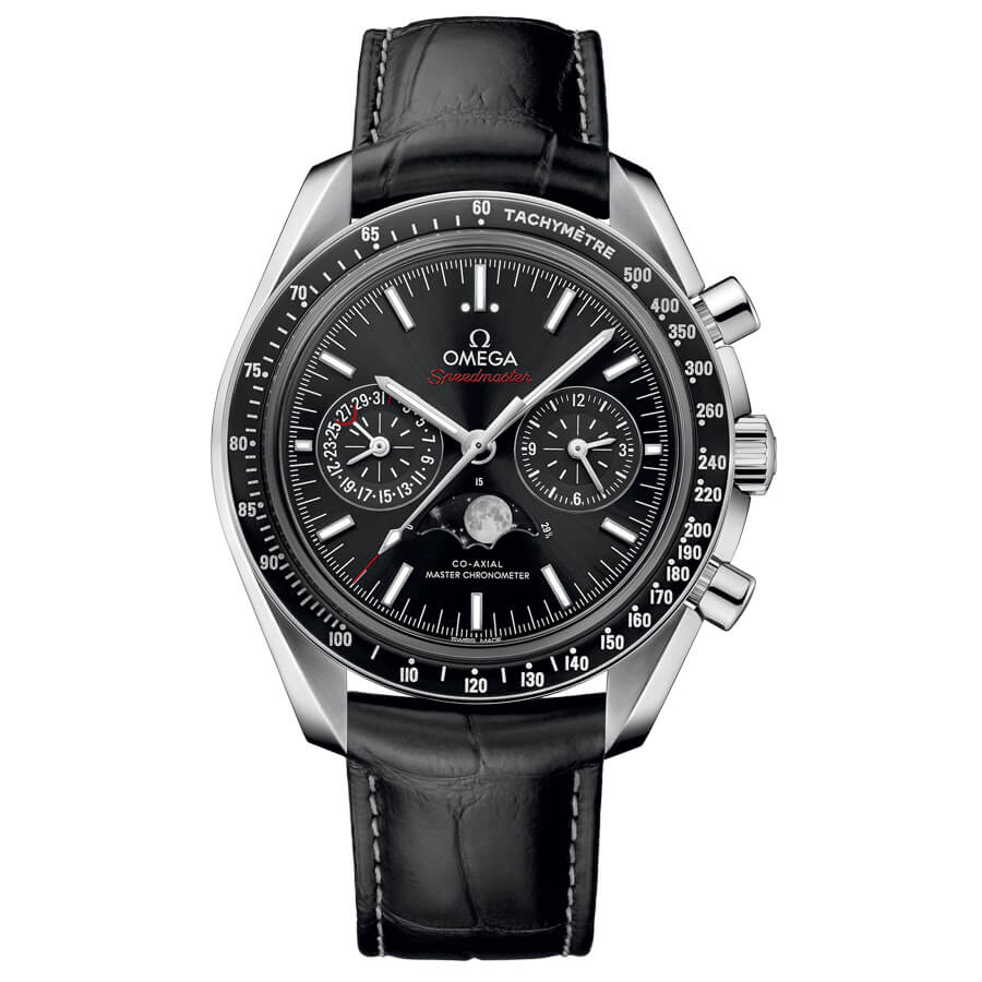 Omega Moonwatch Co-Axial Moonphase Chronograph