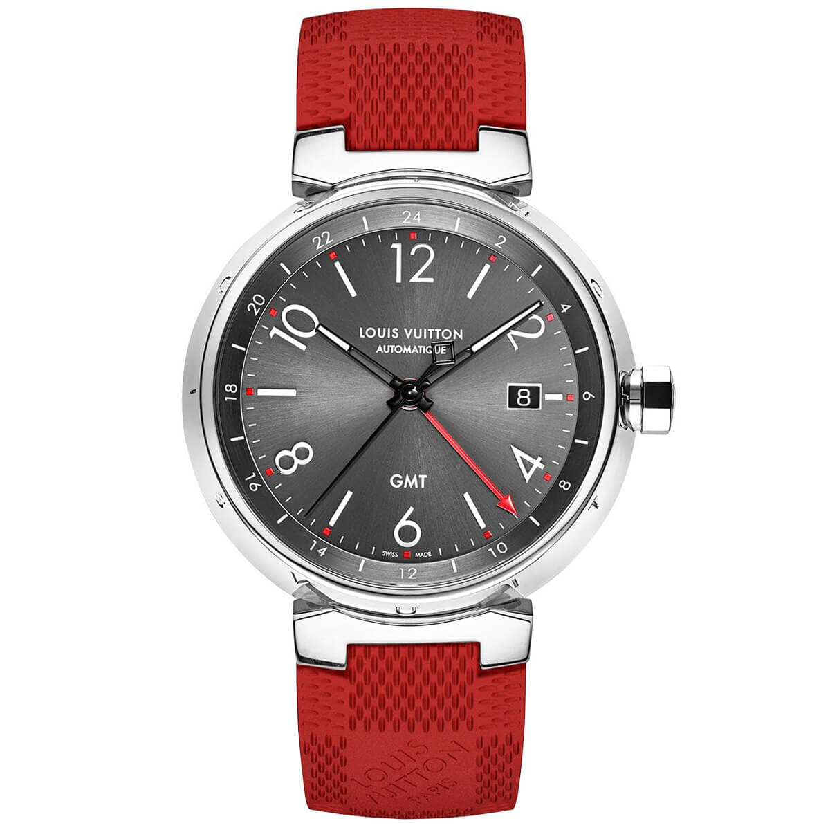 Louis Vuitton Tambour Essential Grey