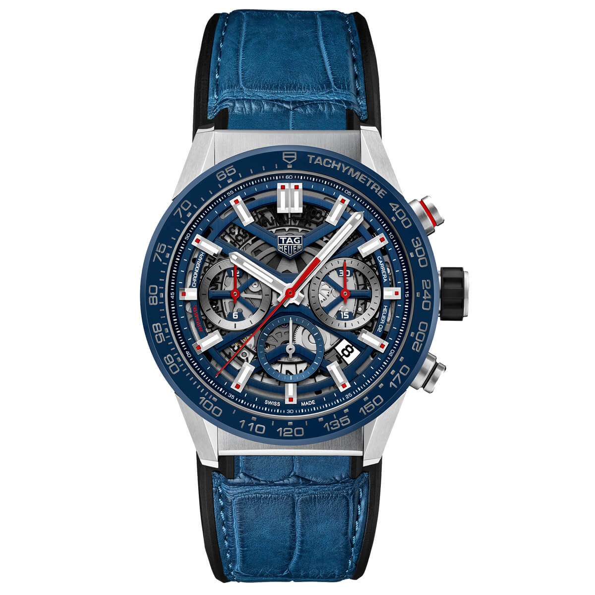 TAG Heuer Carrera Calibre Heuer 02 Automatic Chronograph