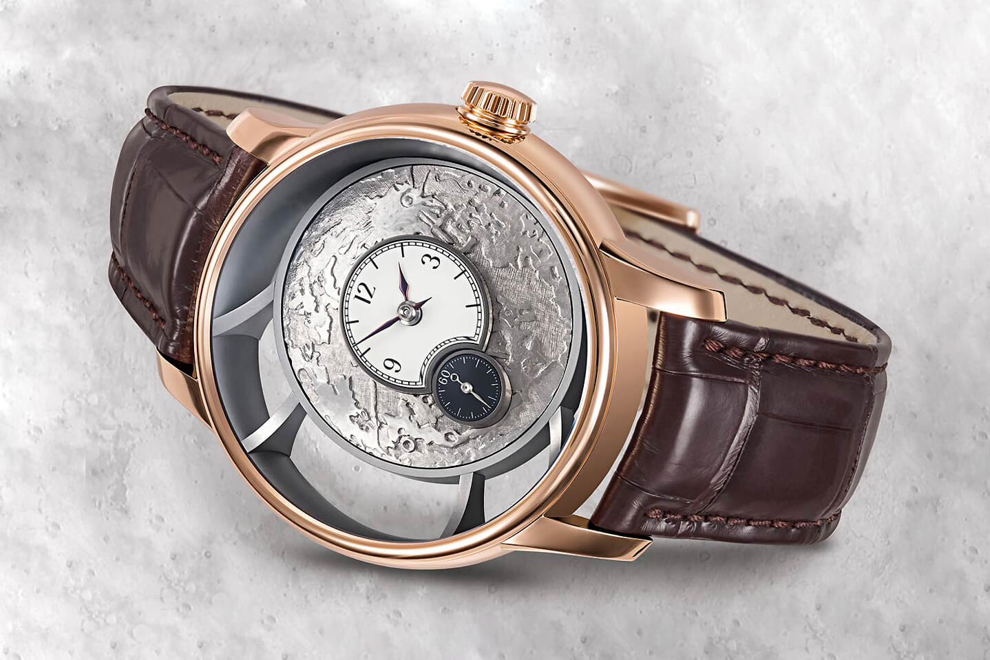 Moritz Grossmann BENU Anniversary Lost in Space