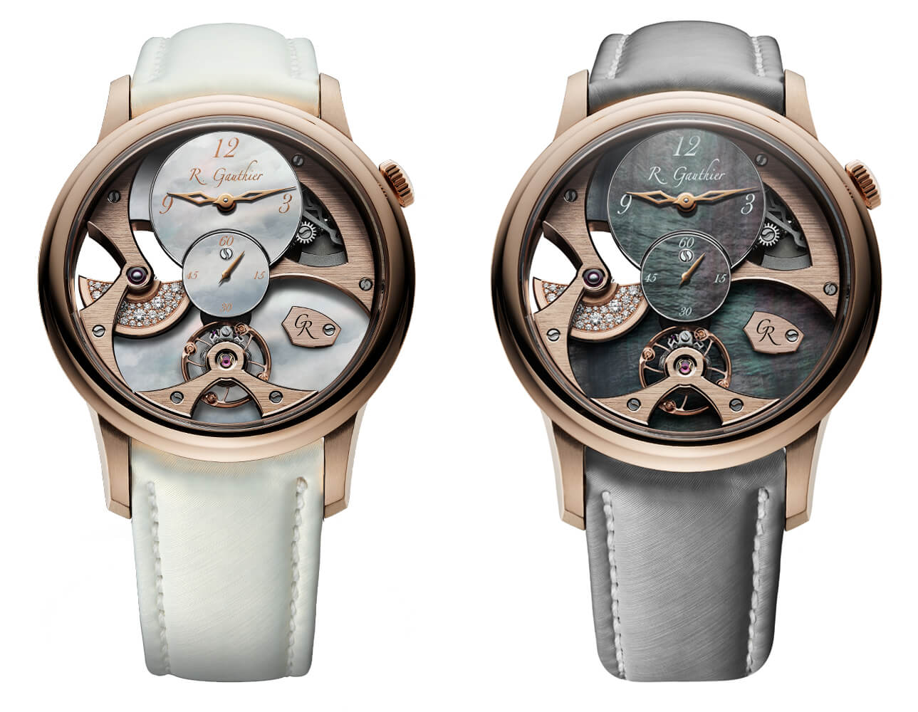 Romain Gauthier Insight Micro Rotor Lady
