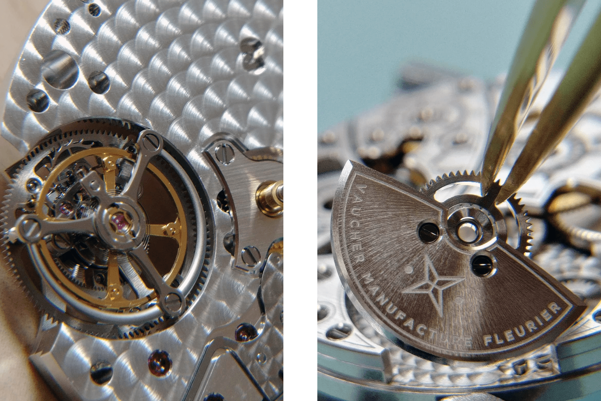 Seed VMF 5440 Extra-Thin Micro-Rotor Flying Tourbillon