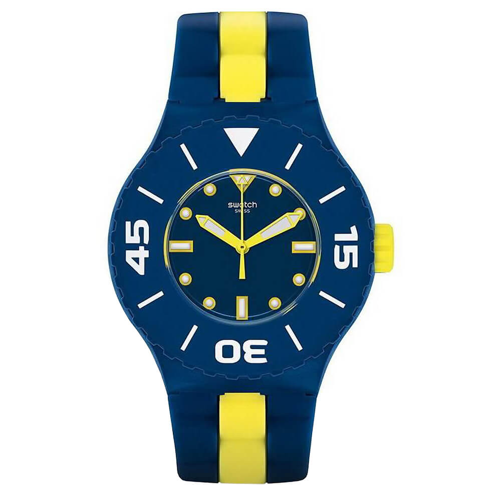 Swatch Scuba Libre Long Waves