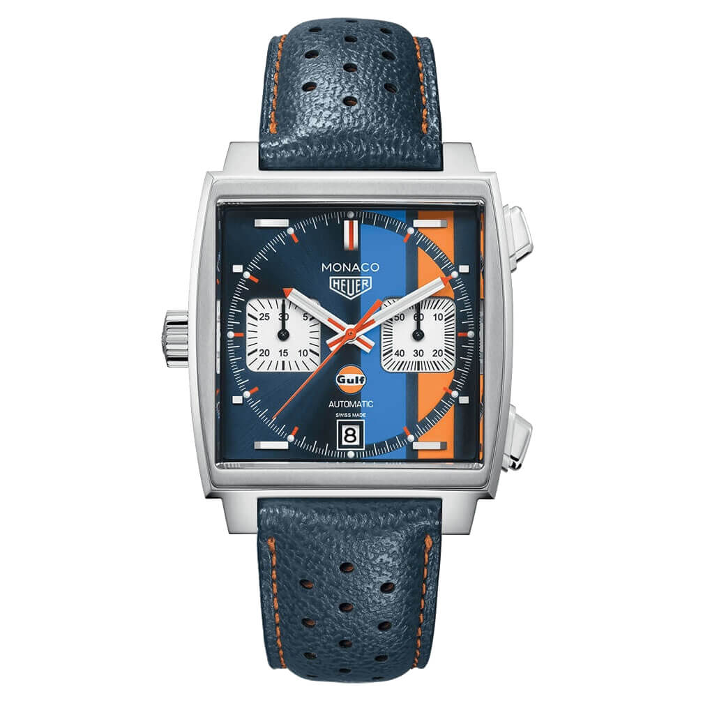 TAG Heuer Monaco Caliber 11 Gulf Special Edition