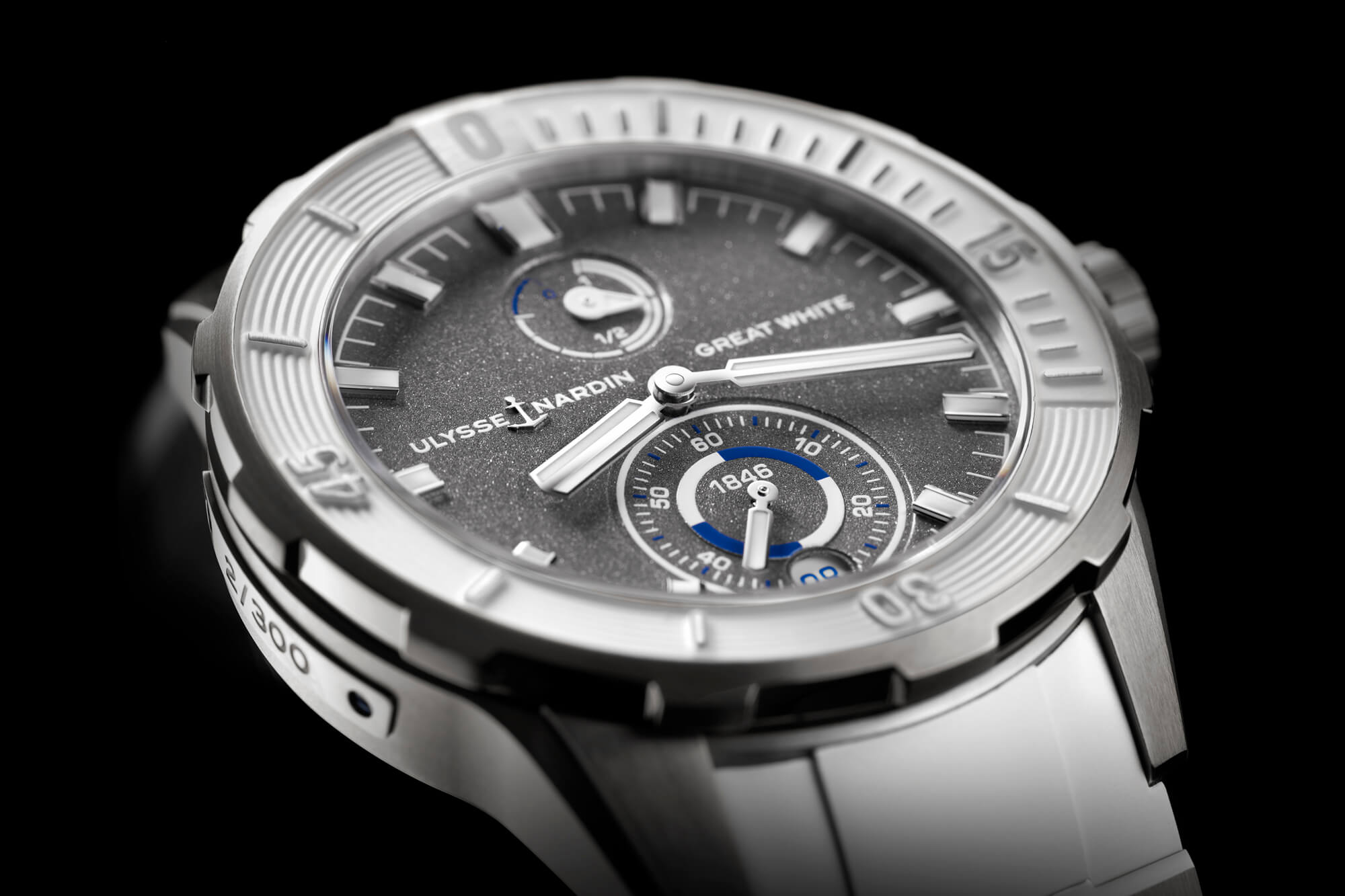 Ulysse Nardin Diver Chronometer Great White Limited Edition