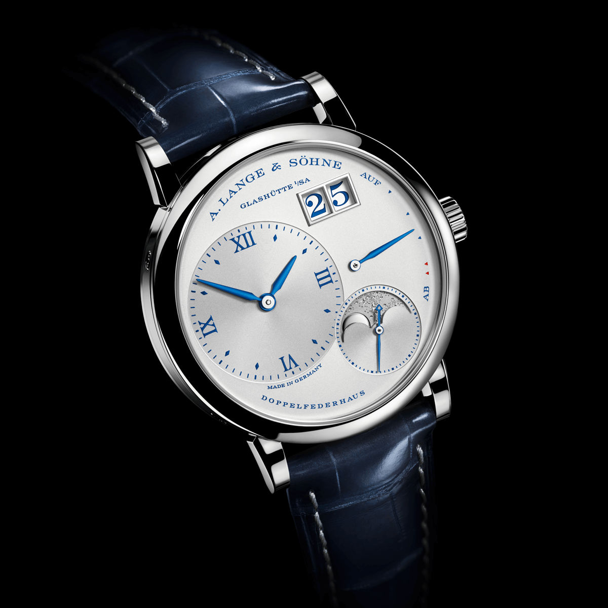 "A.Lange & Söhne Little Lange 1 Moonphase ""25th Anniversary"""