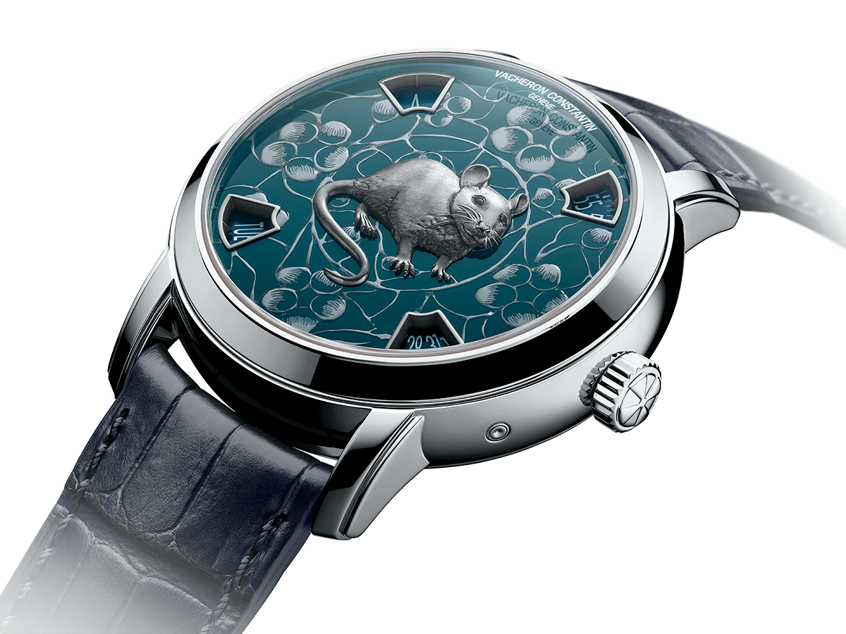 Vacheron Constantin M'tiers d'Art The legend of the Chinese zodiac