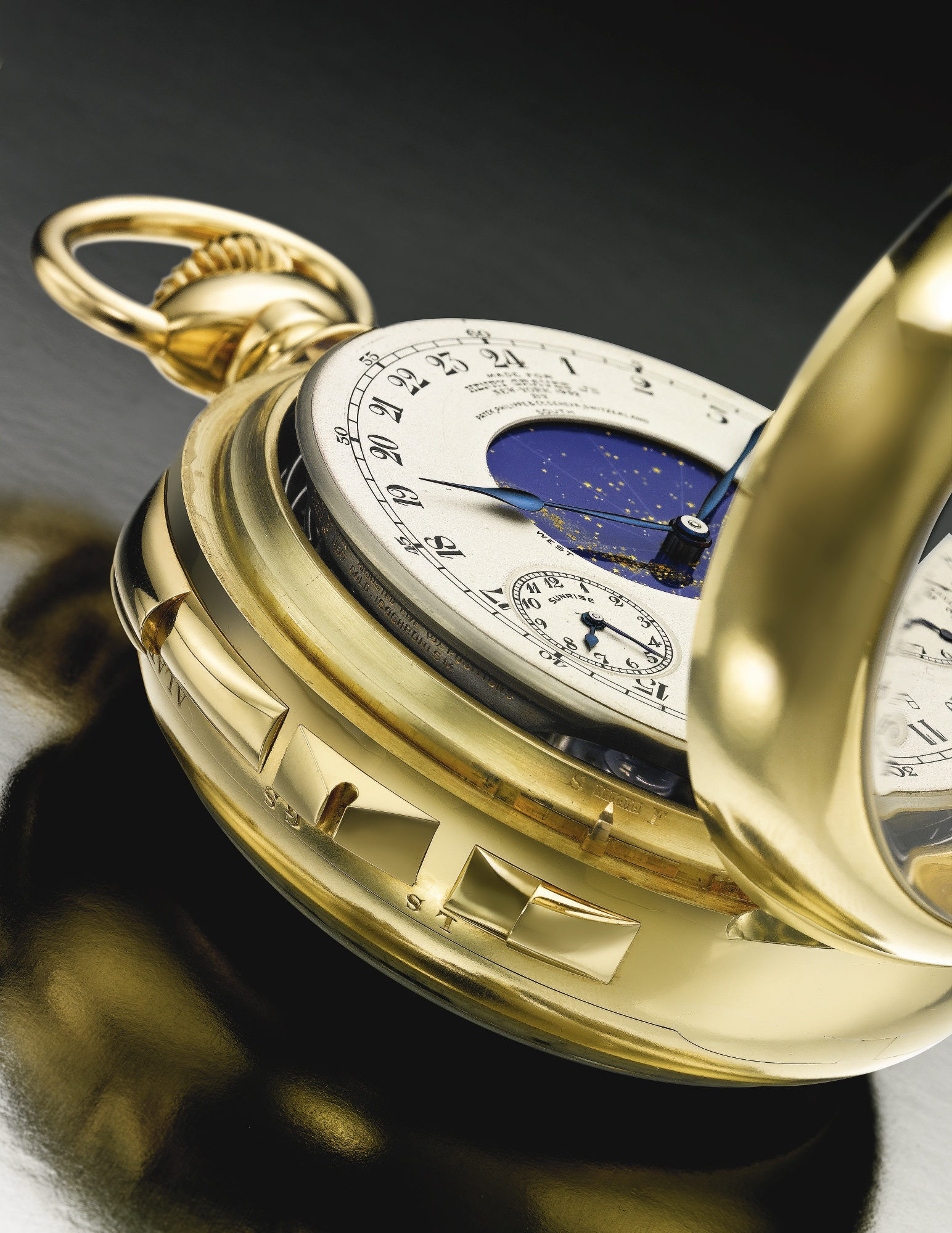 "Patek Philippe ""Henry Graves"" Supercomplicated"
