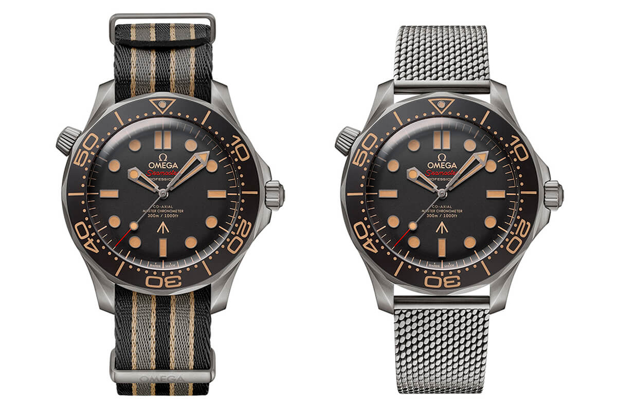 "Omega Seamaster Diver 300M ""007 Edition"""