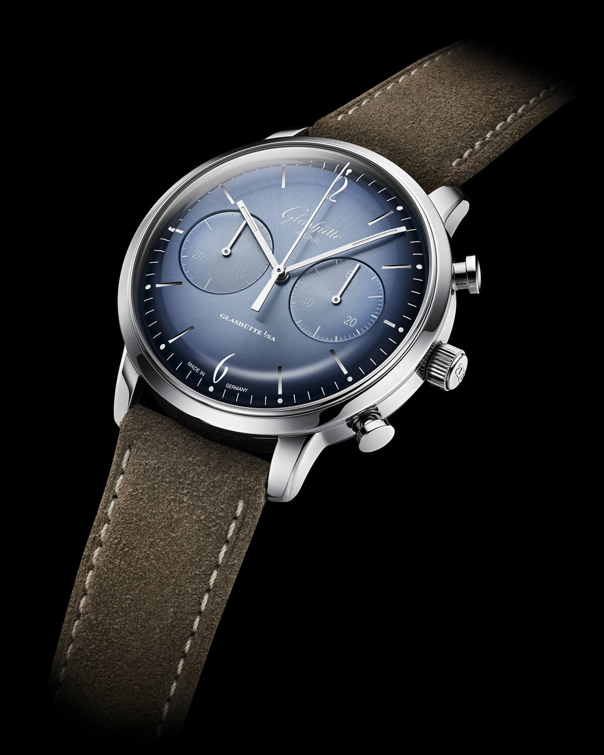 Glashütte Original Sixties Annual Edition 2020 Ref. 1-39-52-14-02-04