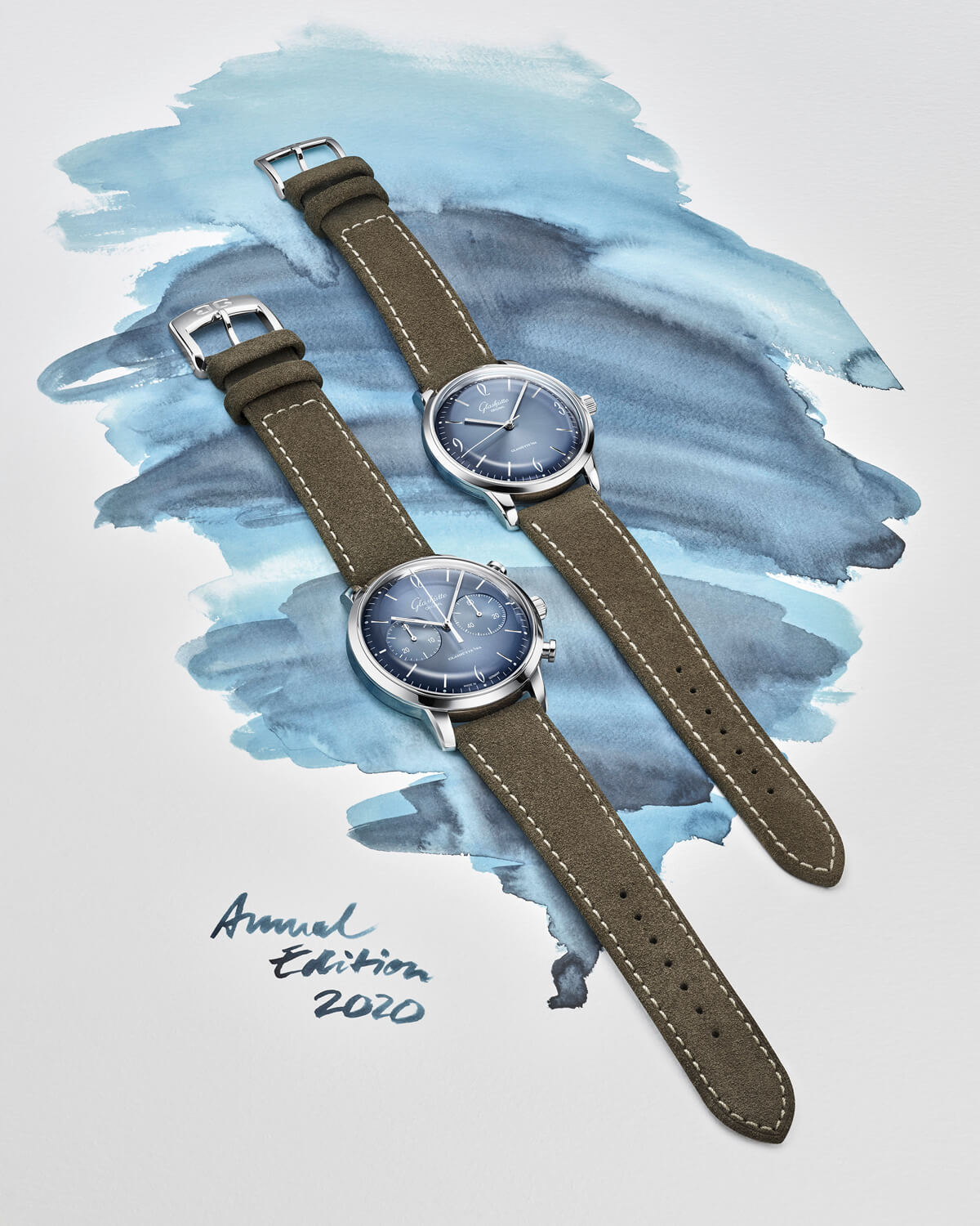 Glashütte Original Sixties Annual Edition 2020