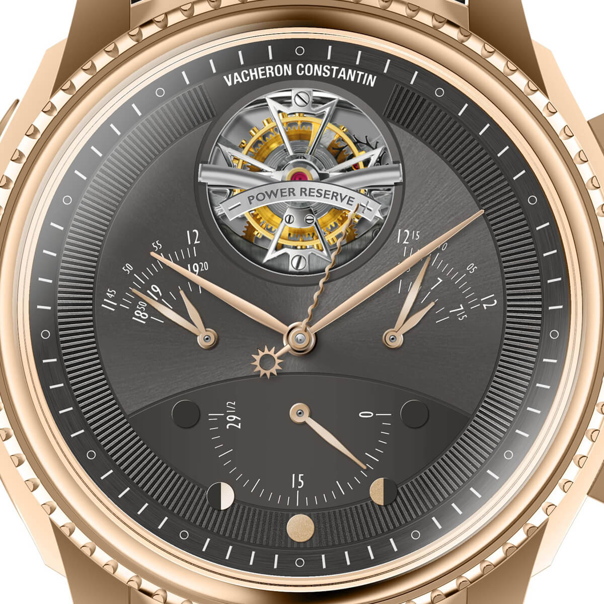Vacheron Constantin Les Cabinotiers Grand Complication Split-Second Chronograph Tempo