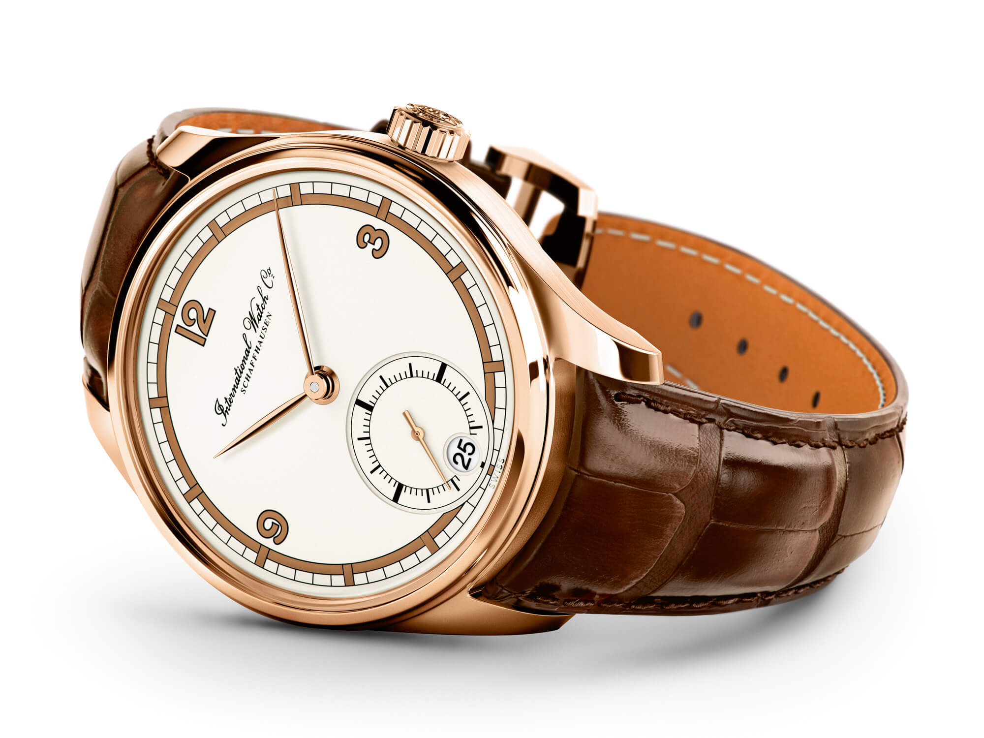 "IWC Portugieser Hand-Wound Eight Days Edition ""75th Anniversary"" (2015)"