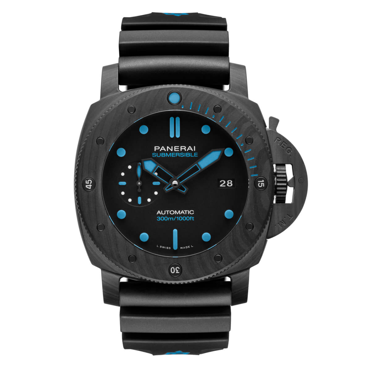 Panerai Submersible Carbotech (PAM01616)